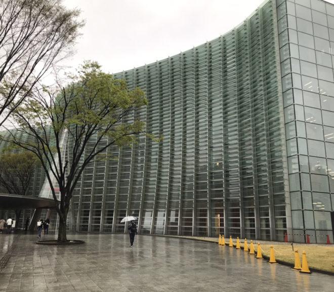 国立新美術館 黒川紀章 パース 建築 VR ビーエムシージャパン BMCJAPAN